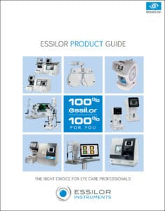 Essilor Product Guide