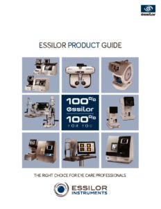 thumbnail of Essilor Instruments catalog 11-2019 singles